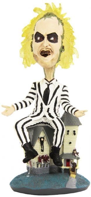 Tim Burton 'Beetlejuice' Head knocker